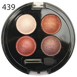Тени для век Max & More Baked EyeShadow № 439 Burgundy 5,5 g